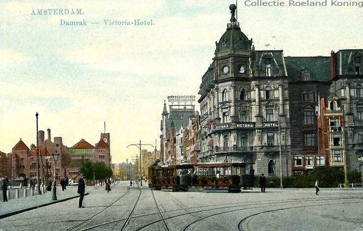 Victoria Hotel Amsterdam Film
